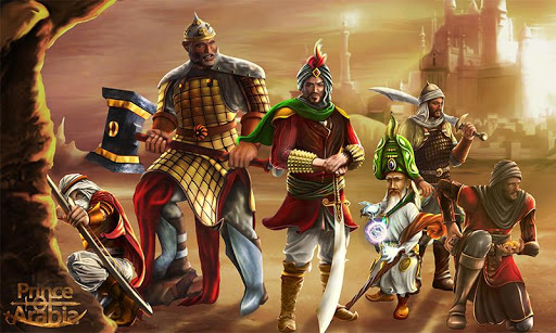 Prince of Arabia: Online Strategy Game 1.0.6 de.gamequotes.net 1