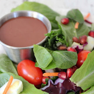 Pomegranate Balsamic Vinaigrette Dressing