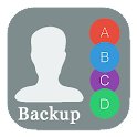 Super Contacts Backup icon