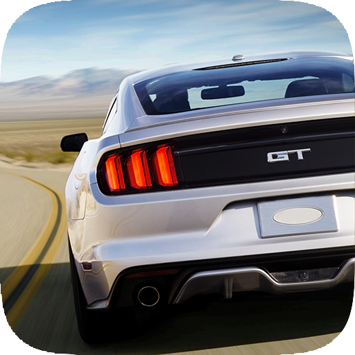 Mustang Drift Simulator