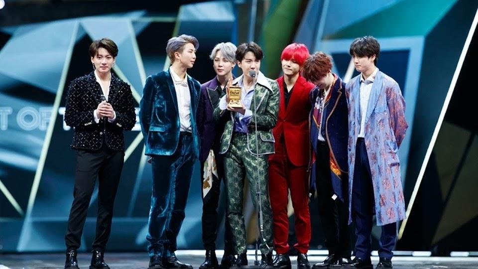 2018 kpop music awards