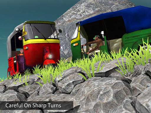 Off Road Tuk Tuk Auto Rickshaw screenshots 11