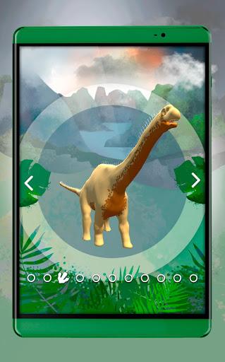 Dinosaurs 3D Coloring Book apkslow screenshots 10