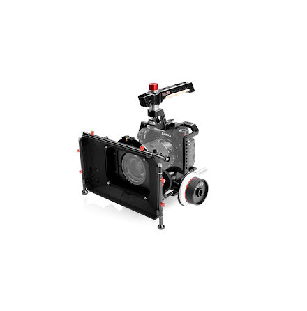 Panasonic Lumix S1R,S1,S1H kit matte box, follow focus
