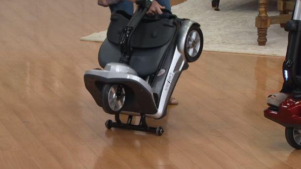 you need to buy a scooter that can carry the weight you need