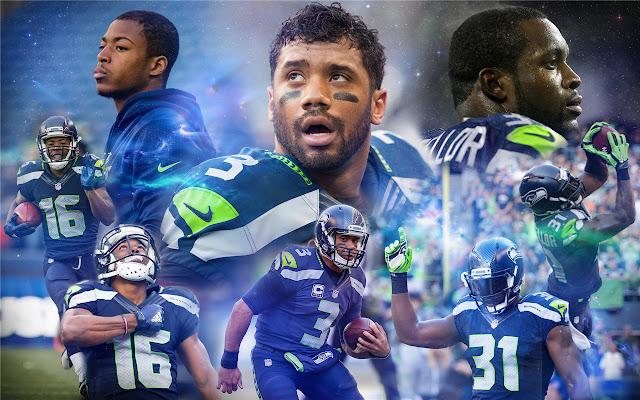 Seattle Seahawks Themes & New Tab