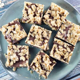 No Bake Peanut Butter Oatmeal Bars Recipes.