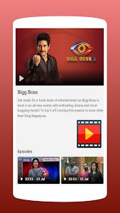 Bigg Boss Telugu Episodes - Season 3| FREE 1 0 + (AdFree) APK for