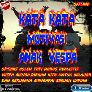 Download Kata Kata Motivasi Anak Vespa For Pc Windows And Mac Apk 1 0 1 Free Books Reference Apps For Android