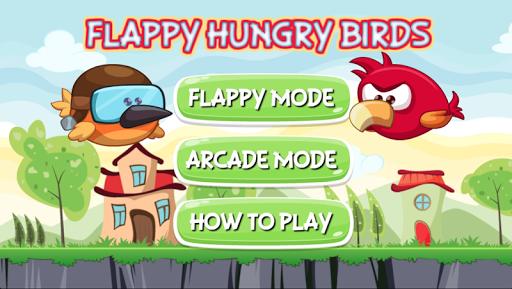 Hungry Birds Escape
