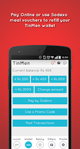 TinMen Homely Food Ordering screenshot 6