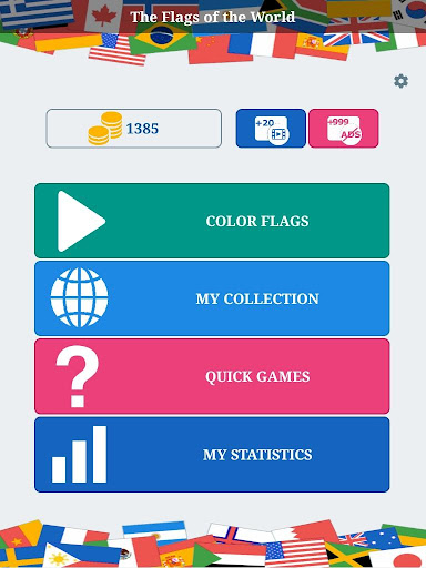 The Flags of the World u2013 Nations Geo Flags Quiz 4.9 screenshots 9