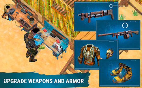 Steven Seagal's Archipelago Survival Mod Apk Download For Android and Iphone 6