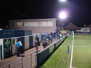 Photo: 06/03/12 v Bath City (Conference National) 0-1 - contributed by Gyles Basey-Fisher