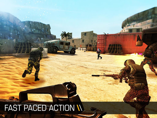 Bullet Force - Online FPS  gameplay | by HackJr.Pw 7