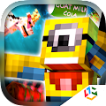 Blocky Wrestle 3D Free Edition 1.1 icon