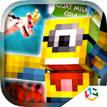 Blocky Wrestle 3D Free Edition 1.1 Apk