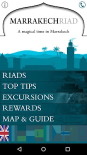 Marrakech Riad Travel Guide +- screenshot thumbnail