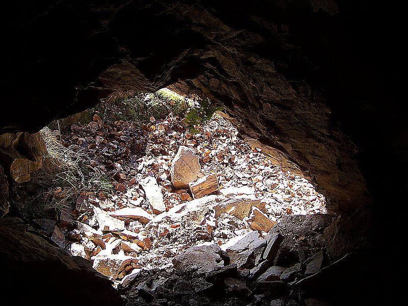 La cristalliere de St Pierre d'Allevard