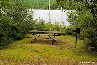 Photo: Picnic spot at Boulder Beach State Park by Paul Anderson
