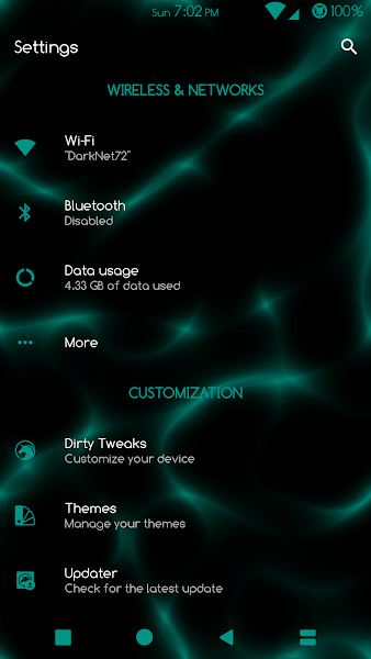 Sprite Substratum Theme v1.113 [Patched]