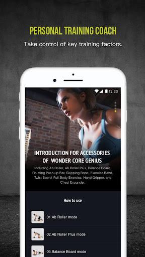 Wonder Core Genius Personal Trainer 1.0.14 screenshots hack proof 2
