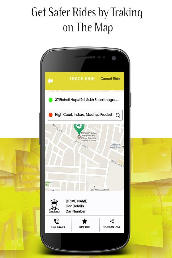 ATLANTIC CAB - Cabs in Indore- screenshot