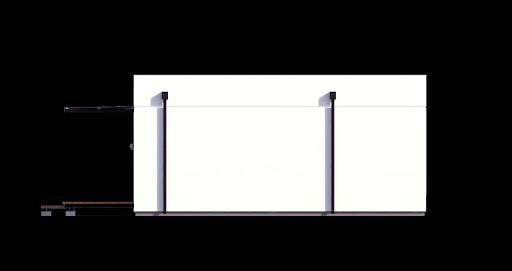 D193BG - Elewacja lewa