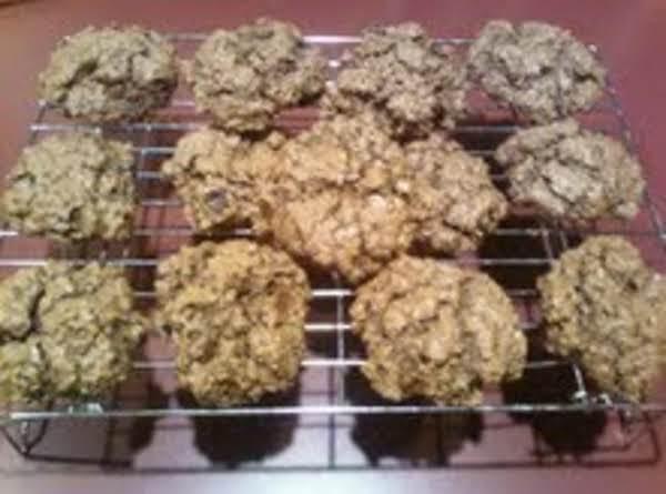 Chunky Chocolate Oatmeal Raisin Cookies