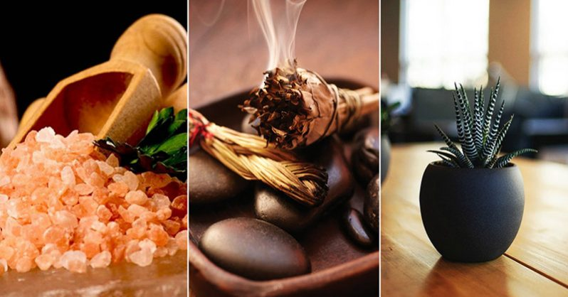 6 Ancient Methods to Help Remove Negative Energy from Your Home