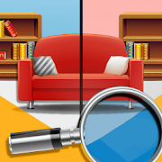 Find the Difference Rooms – spot the 5 differences MOD APK 4.1.45 (Unlimited Hints)