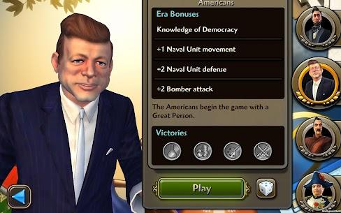 Civilization Revolution 2 MOD Apk 1.4.4 (Unlocked) 8