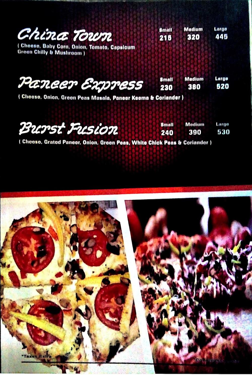 Pizza Burst Mira Road menu 12