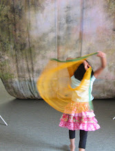 Photo: Bollywood lesson at Challenge Camp by Gargi (day 8)