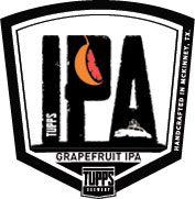 Logo of TUPPS Grapefruit IPA