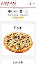 My Slice Pizza screenshot thumbnail
