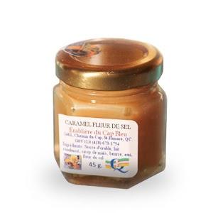 Caramel de Fleur de sel (220 ml)