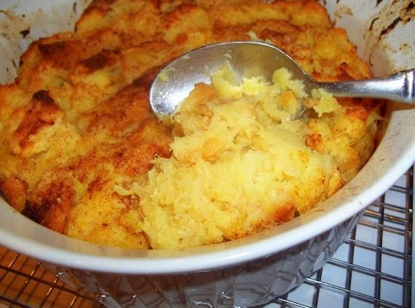 Delicious Pineapple Souffle Recipe