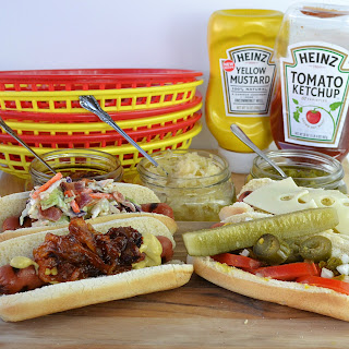 Tailgate Hot Dogs
