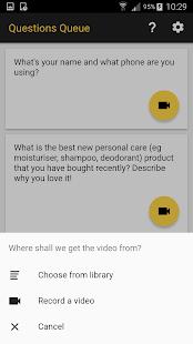 Add Video - náhled