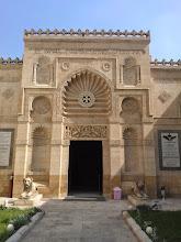 Photo: entrada al museo copto. una joyita, desde todo punto de vista.