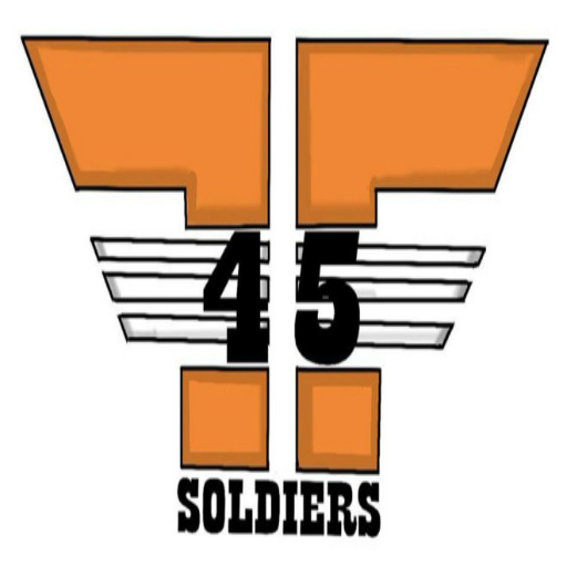 45 Soldiers 音樂 LOGO-玩APPs