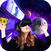VR Video Player Free SBS Pro 3D 360 Video HD Magic