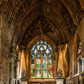 Bothwell church by Angela Higgins - Buildings & Architecture Places of Worship