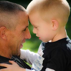 Bonding by Matthew Westfall - People Family