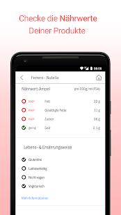 CodeCheck: Lebensmittel & Kosmetik Scanner Screenshot