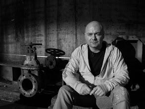 Photo: John's photo shoot at Magna Steelworks