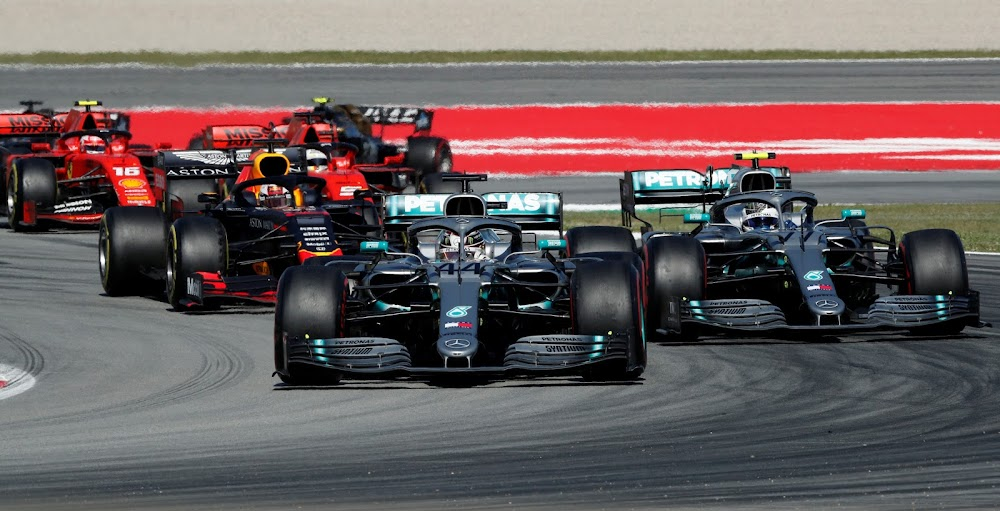 F1 in talks with Morocco and SA for African race