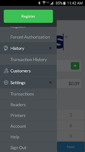 Mobile Payment Acceptance 3.0- screenshot thumbnail