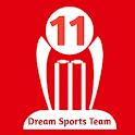 Dream Sports Team - Fantasy Cricket Prediction App icon